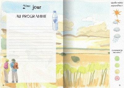 Mon cahier pour aller jeûner