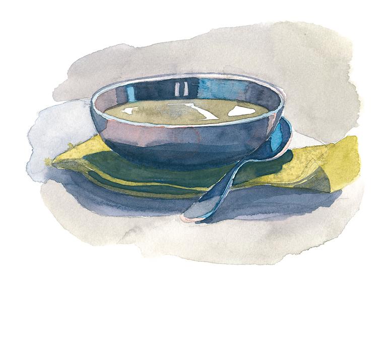 soupe de beaufort