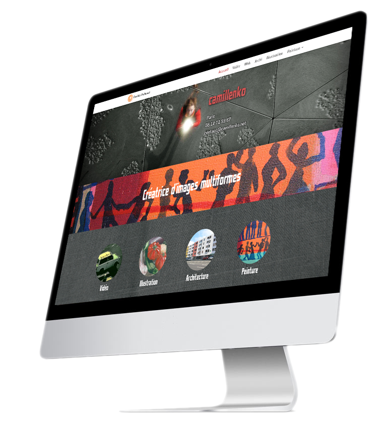 site camillenko.net